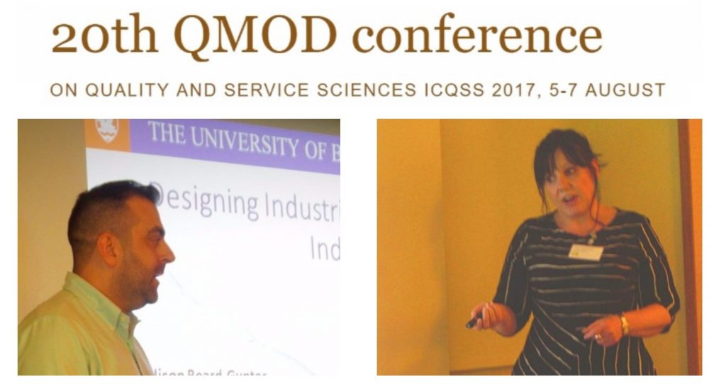 QMOD Conference - Gamification - Reinvigoration